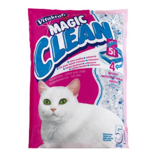 Vitakraft Magic Clean Cat Litter 5ltr