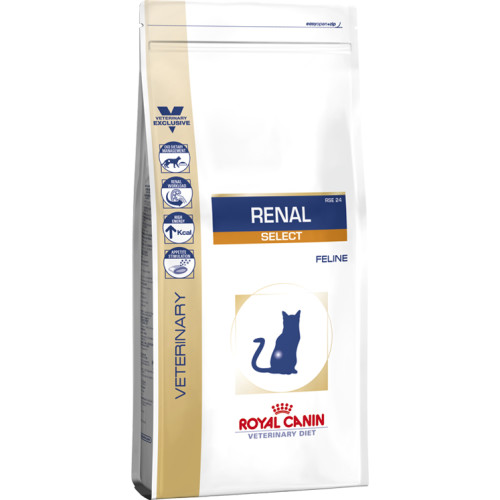 Royal Canin Veterinary Diets Renal Select RSE 24 Cat Food 4kg