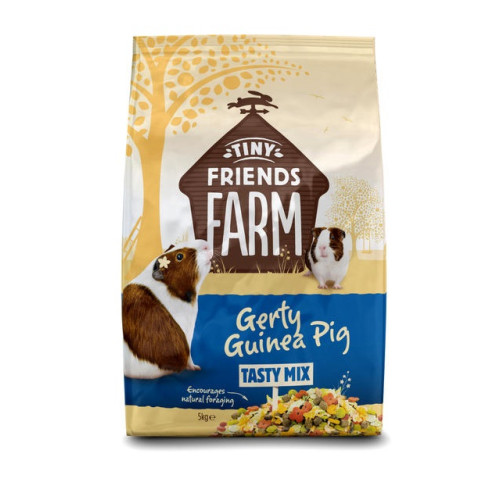 Supreme Gerty Guinea Pig Tasty Mix Guinea Pig Food