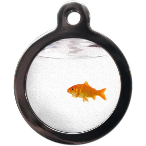 PS Pet Tags Goldfish Cat ID Tag