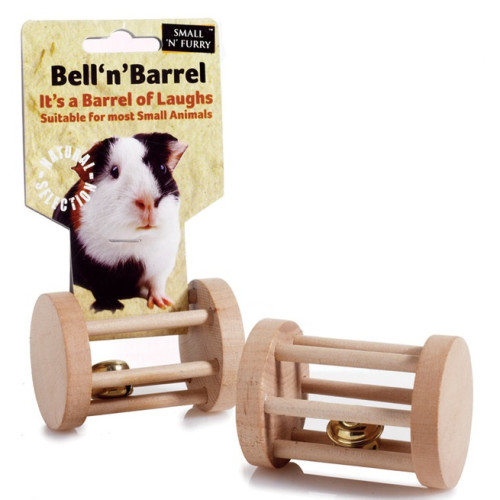 Sharples Pet Bell n Barrel for Small Pets