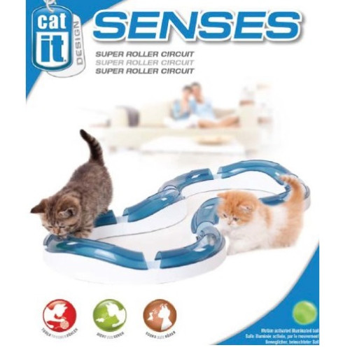 Catit Senses Super Roller Circuit