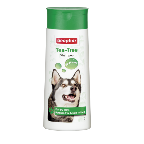 Beaphar Tea Tree Dog Shampoo 250ml