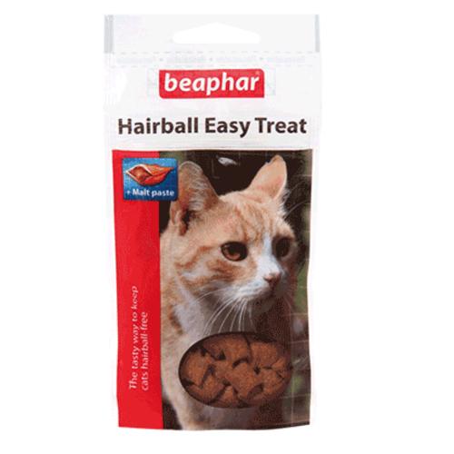 Beaphar Hairball Easy Cat Treat 35g