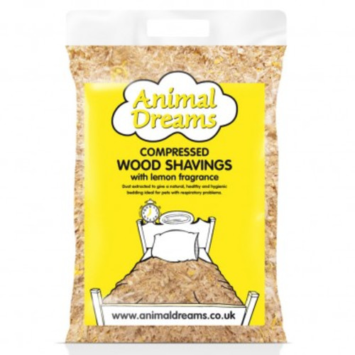 Animal Dreams Compressed Lemon Shaving Bale