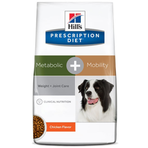 Hills Prescription Diet Canine Metabolic & Mobility