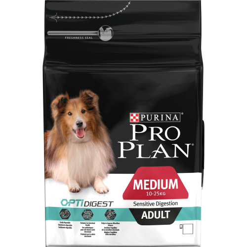 PRO PLAN OPTIDIGEST Chicken Sensitive Digestion Medium Adult Dog Food
