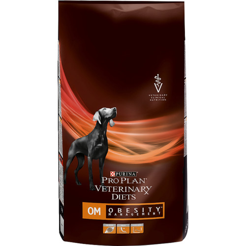 PURINA VETERINARY DIETS Canine OM Obesity Management Dog Food 12kg