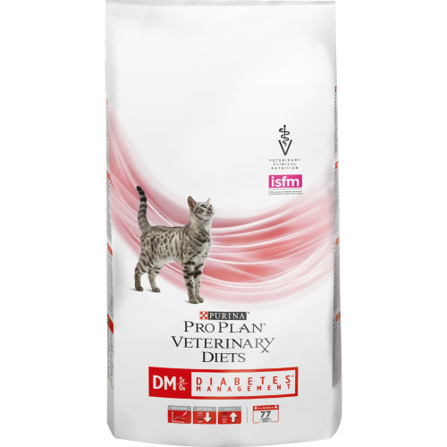 PURINA VETERINARY DIETS Feline DM Diabetes Management Food