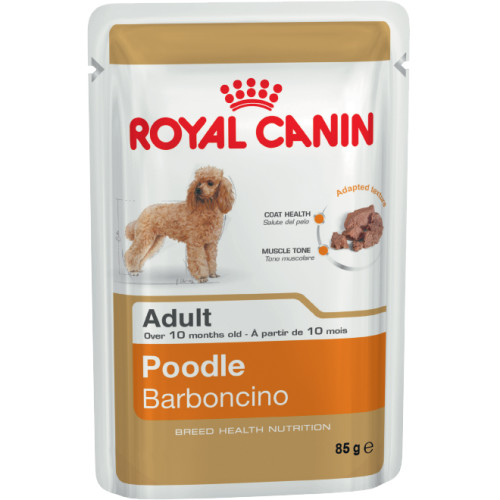 Royal Canin Poodle Wet Pouches Adult Dog Food