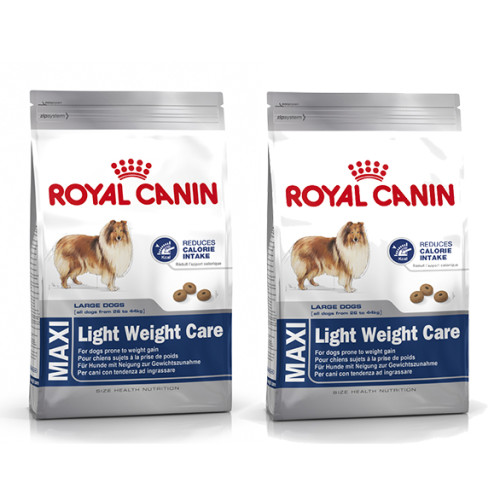 royal canin maxi light weight care adult dog food from waitrose pet. Black Bedroom Furniture Sets. Home Design Ideas