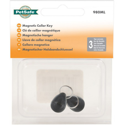 PetSafe Staywell Magnetic Cat Collar Key Dual Pack for 932 400 420 440