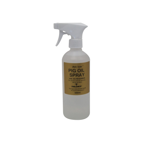 Gold Label Pig Oil Spray