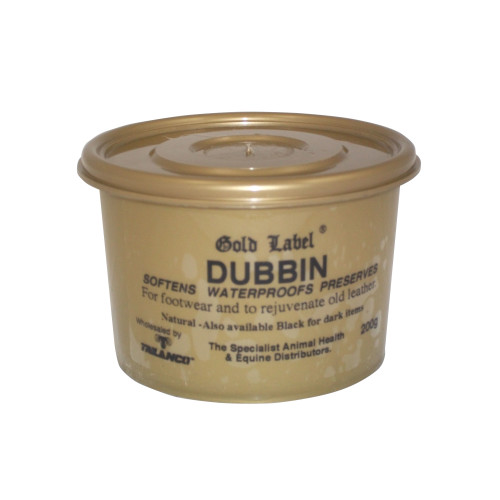 Gold Label Dubbin Natural