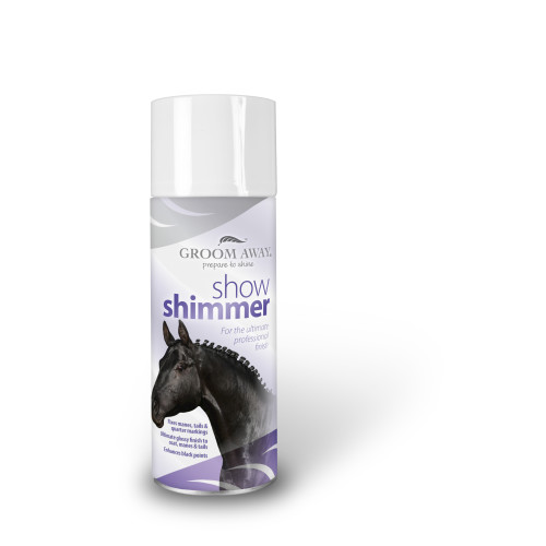Groom Away Show Shimmer