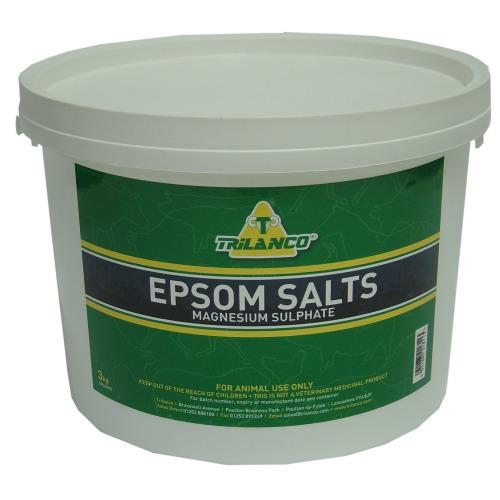 Trilanco Epsom Salts 3kg