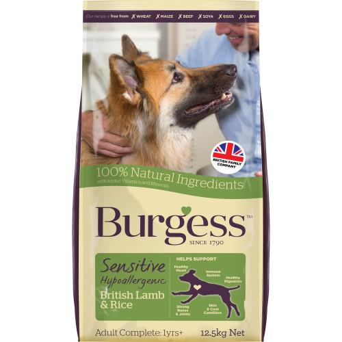 Burgess Complete Cat Food
