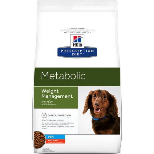 Hills Prescription Diet Canine Metabolic Mini