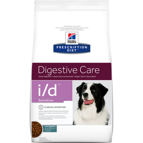 Hills Prescription Diet Canine Digestive Care ID Sensitive 12kg x 2