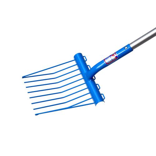 Fyna-Lite Mini Mucka Stable Fork Blue