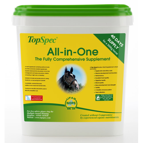 TopSpec All-In-One
