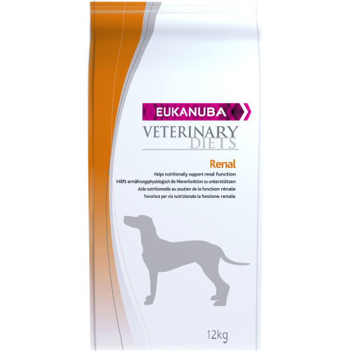 Eukanuba Veterinary Renal Dry Adult Dog Food