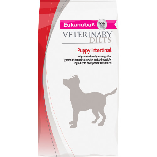 Eukanuba Veterinary Intestinal Puppy Dog Food