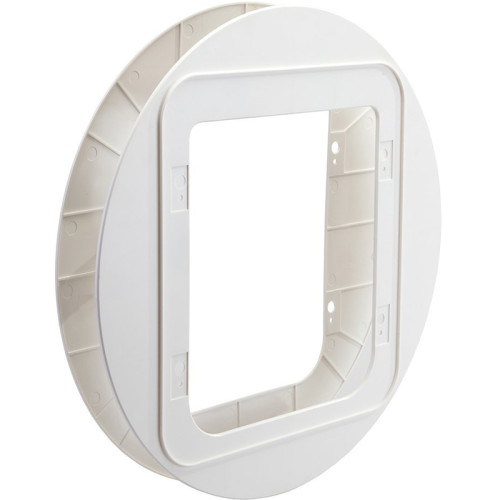 SureFlap Mounting Adaptor Pet Door - White
