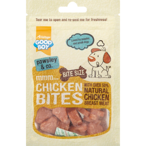 Good Boy Deli Bites Dog Treats