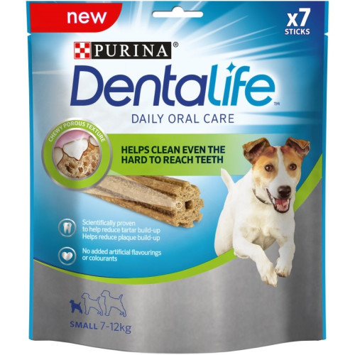 Purina Dentalife Small Adult Dog Chew 7 Stick