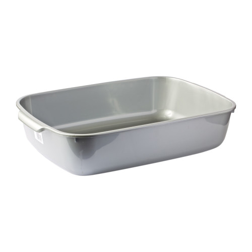 Good Girl Cat Litter Tray Silver