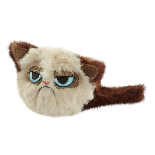 Grumpy Cat Fluffy Cat Toy