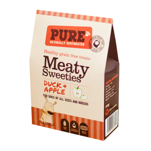 Pure Pet Food Meaty Sweetie Dog Treats