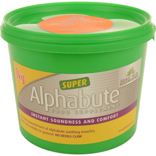 Global Herbs Alphabute Super Horse Supplement