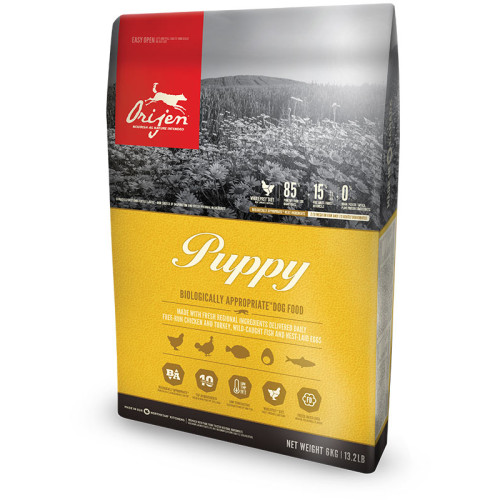Orijen Puppy Food 340g Trial Size