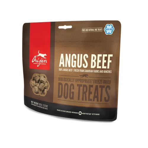 Orijen Freeze Dried Angus Beef Dog Treats