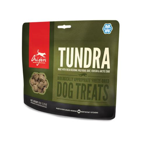 Orijen Freeze Dried Tundra Dog Treats 42.5g