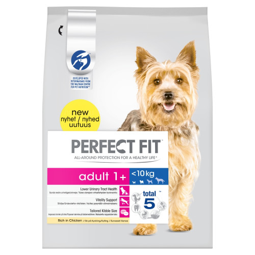 Perfect Fit Chicken Small Dog Food