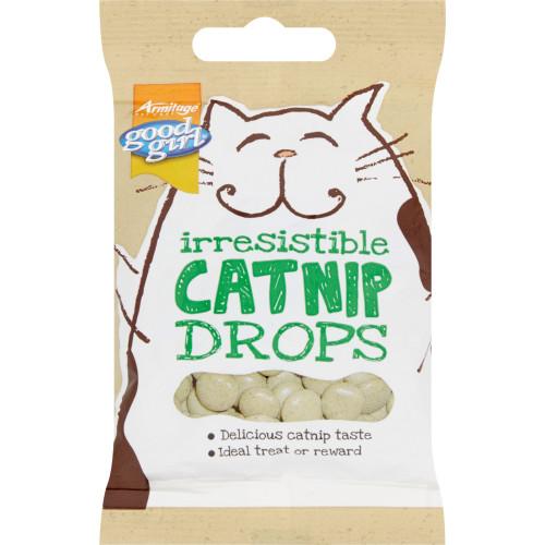 Armitage Good Girl Catnip Drops Cat Treats