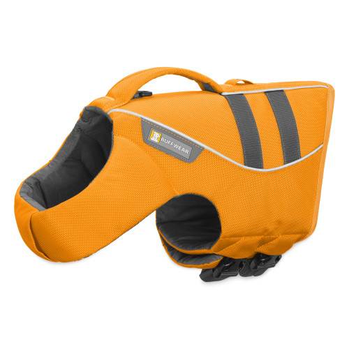 Ruffwear K9 Float Dog Coat Wave Orange Large