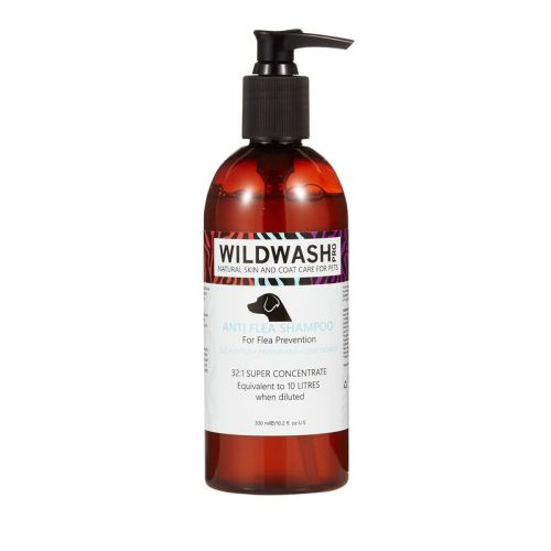 Wild Wash PRO Anti Flea Shampoo