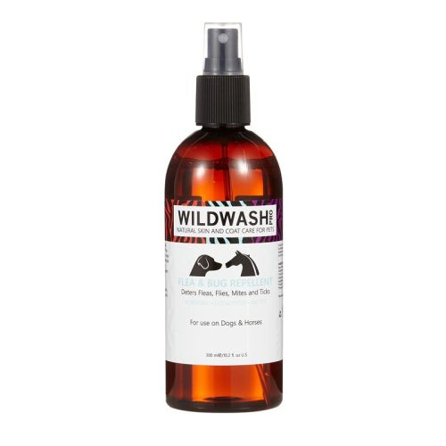 Wild Wash Flea and Bug Repellent for Dogs and Horses