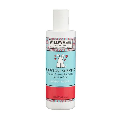 Wild Wash Pet Puppy Love Shampoo