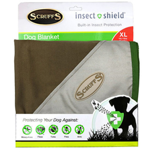 Scruffs Insect Shield Blanket for Dogs