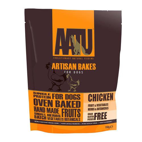 AATU Chicken Artisan Bakes Dog Treats