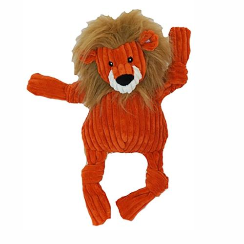 Hugglehounds Knottie Large Lion Dog Toy