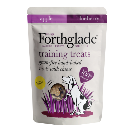 Forthglade Baked Biscuit Treats for Dogs Training - 150g