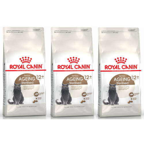Royal Canin Health Nutrition Ageing Sterilised +12 Cat Food