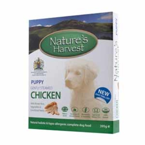 Natures Harvest Chicken & Brown Rice Puppy Food