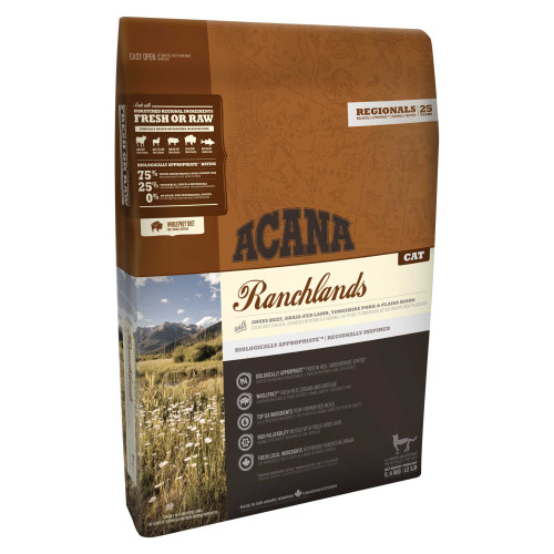 Acana Ranchlands Cat & Kitten Food 1.8kg